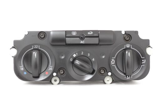 1K1820045B Volkswagen Jetta 2006-2011 Buttons Air Conditioner Climate Control
