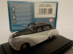 Model-Car-Armstrong-siddley-Black-Grey-1-76-New