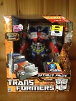 Transformers Hunt For The Decepticons Hftd Leader Optimus Prime (rotf Re) Misb