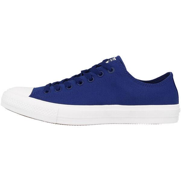 Converse Chuck Taylor All Star II Ox Scarpe SODALITE BLUE 150152c Sneaker Chucks | Tatto Comodo  | Uomo/Donna Scarpa