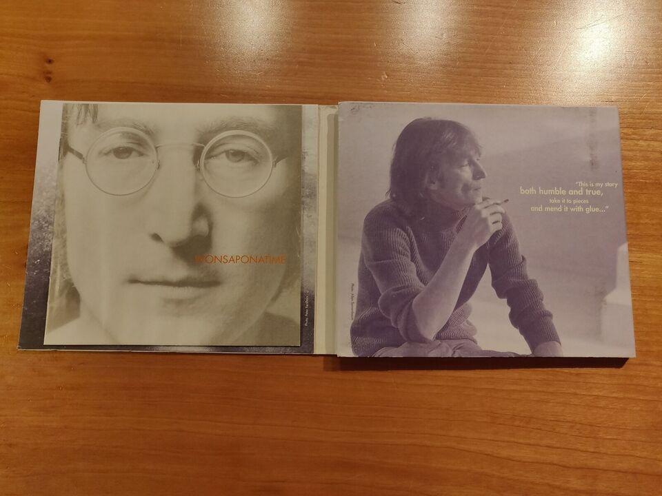John Lennon: Wonsaponatime, rock