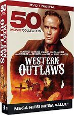 WESTERN OUTLAWS: 50 MEGAPACK - DVD - Region 1