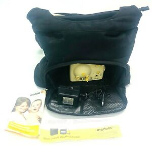 Medela Pump In Style 8p61 Advanced Double Breast Pump With Bag