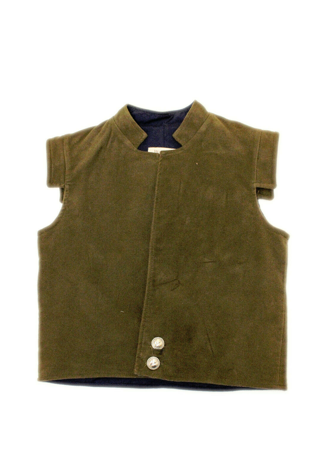 Exhire OLIVE GREEN LOWLANDER Vest - reduced to clear