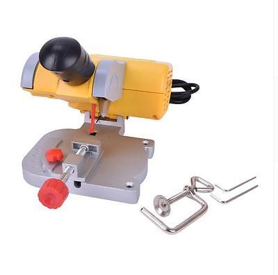New 220v Mini Wood Plastic Cutting Machine Cut Off Miter Saw 7800rpm 3 8 Quot Ebay