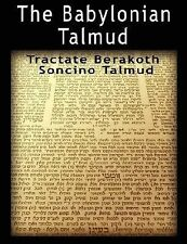 Babylonian Talmud Tractate Berakoth Sonc by Isidore Epstein (2006, Paperback)
