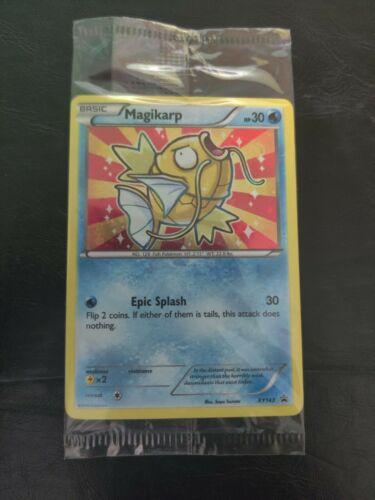 Gold Holo Rare NM SEALED 2016 Shiny Magikarp XY143 Target Promo Pokemon Card