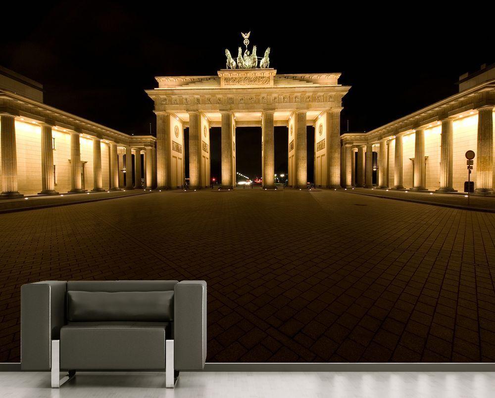 Fototapete - Brandenburger Tor Berlin