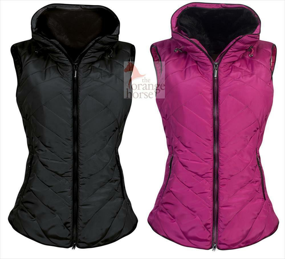 Schockem.le SPORTS VROUWEN VEST Maddy Quilted