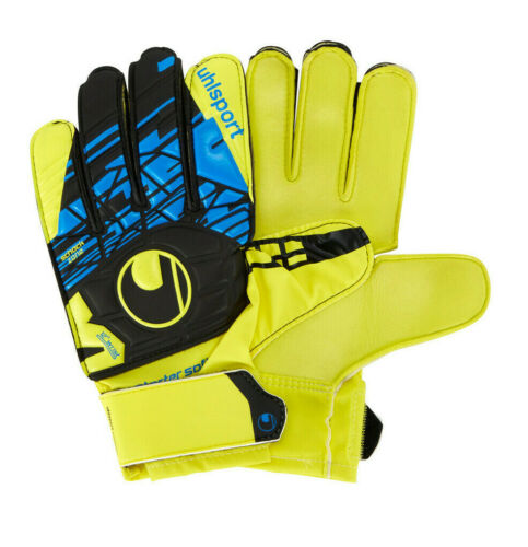 Nouveau Uhlsport Starter Soft football gardien de but gardien gants homme Taille 10