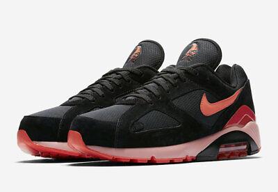Nike Air Max 180 Fire size 12. Black