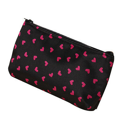 1PC Women Cosmetic Toiletry Bag Makeup Travel Wash Case Pouch Pen Purse New SEAU