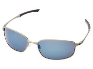 Oakley-Taper-Polarized-Sunglasses-OO4074-06-Light-Silver-Ice-Iridium