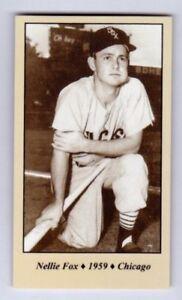 Nellie Fox '59 Chicago White Sox MVP season Tobacco Road series #33