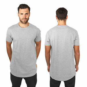 2ba8734c994dc1 Urban Classics Herren T-Shirt Shaped Long Tee extra lang oversize ...