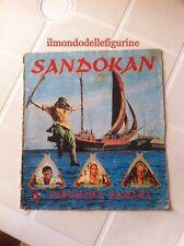 evado mancoliste figurine SANDOKAN € 0,60 Panini 1976 vedi lista