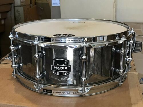 Mapex Armory Tomahawk Steel Snare Drum 14x5.5 - Used Blowout Deal!