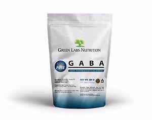 GABA-Gamma-Amino-Saeure-Pulver-300g-Free-World-SHIPPING