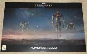 Sdcc 2020 Exclusives List.Details About Sdcc 2019 Exclusive Marvel Studios Eternals November 2020 Movie Poster