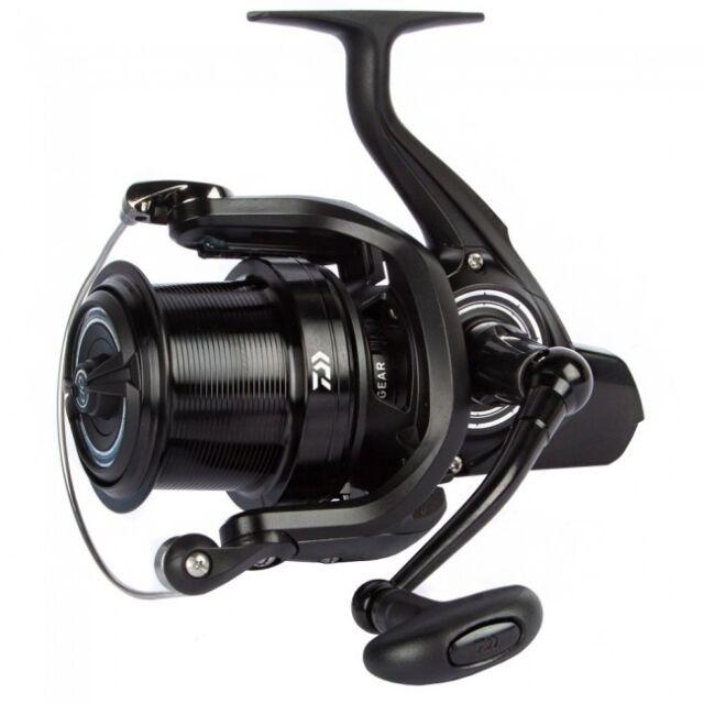62683ae1b3e Daiwa Crosscast 5000c QD Carp Fishing Reel X2 for sale online | eBay