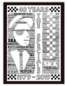 The Specials Mods Ska Rudeboy Gift Collectables Uk Freepost Ebay