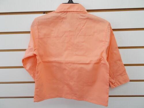 Toddler Boys Perry Ellis $50 4pc Khaki Striped Vest Suit Size 2T 4T