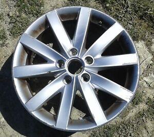 Jante Alu Volkswagen Golf Vi 6 17 Pouces 7jx17 Et54 Réf 5k0601025f Ebay