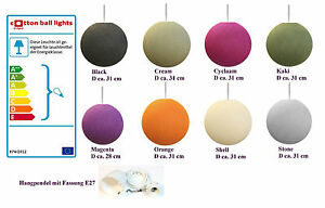 Cotton Ball Lights 28-31 cm Durchmesser