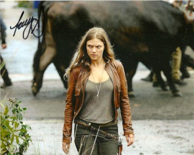 Revolution Tracy Spiridakos Autographed Signed 8x10 Photo COA