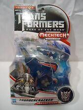 Transformers Movie DOTM Deluxe Class THUNDERCRACKER MIB MOSC Mechtech +FREE GIFT