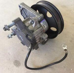 Details about Mercedes Benz W211 E55 AMG M113 M113K Power Steering Pump  part: A0044661401 SLE