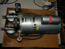 Ge Fisher Vacuum Compressor Pump 5kc48pg656as 3hp 17251425 Rpm