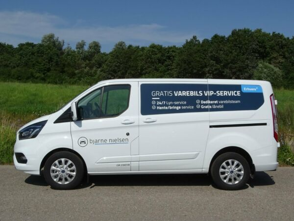 Ford Transit Custom 340S 2,0 TDCi 170 Limited aut. billede 1