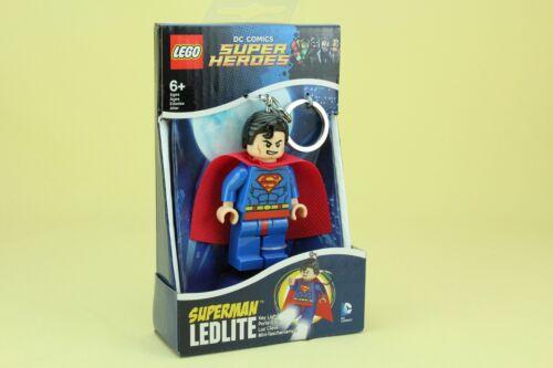 Key Light SUPERMAN NEU in OVP LEGO® UT21900 Super Heroes LED LITE