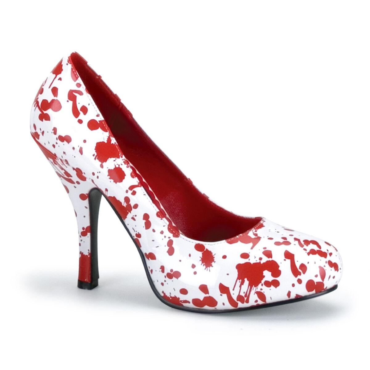 outlet online Funtasma-Blood Splattered bianco bianco bianco tacco a stiletto  acquista online
