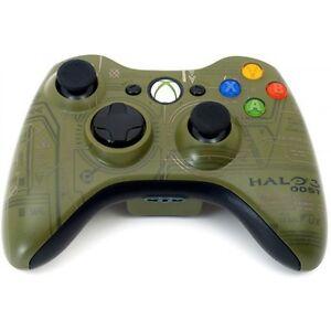 Halo-3-ODST-Manette-sans-fil-Collector-Halo-3-ODST-Xbox-360-Occasion