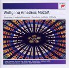 Wolfgang Amadeus Mozart: Requiem; Laudate Dominum; Exultate, Jubilate - Alleluia (CD, Oct-2010, Sony Classical)
