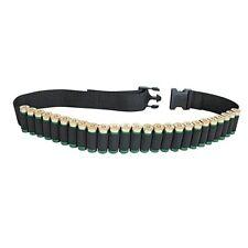 Mossy Oak Shotgun Shell Belt (Black)