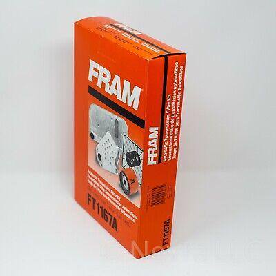 FRAM FT1072A Transmission Filter Kit