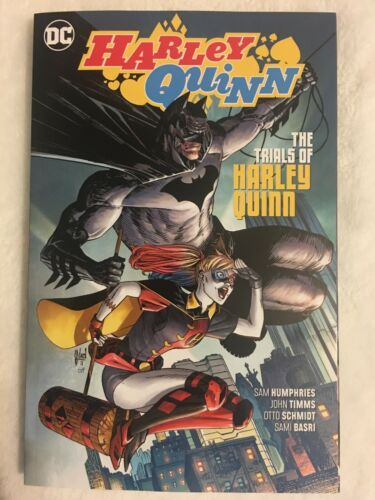 2019, Paperback by Humphries DC Harley Quinn The Trials of Harley Quinn Vol.3,