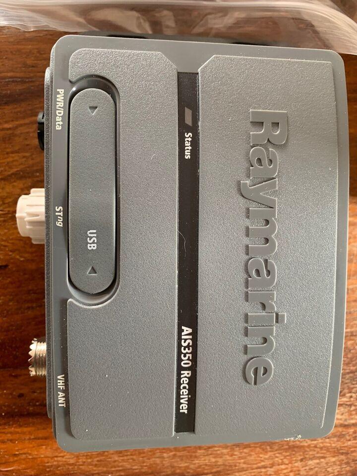 Raymarine AIS receiver sælges pga af ændringer...
