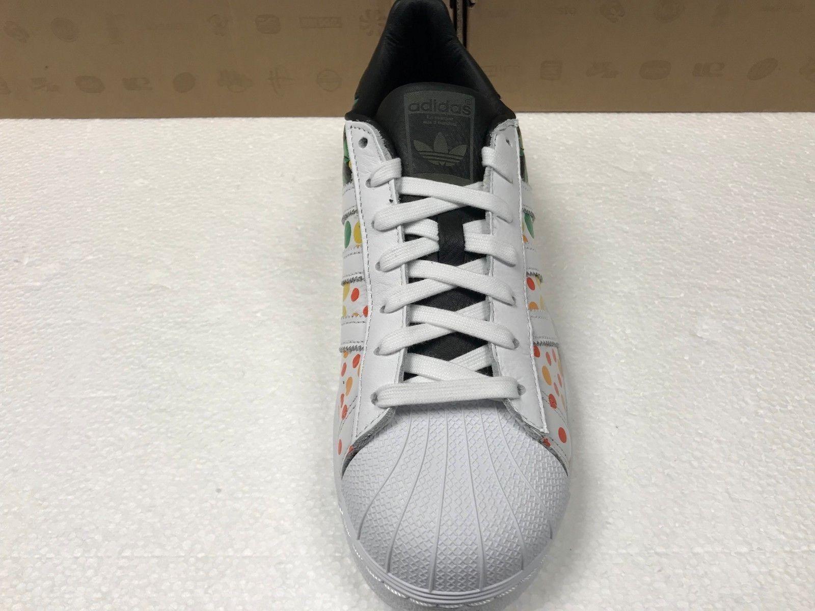 Neue männer adidas superstar stolz pack turnschuhe turnschuhe turnschuhe cm7802-schuhe-multiple größen 2b5695
