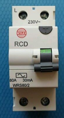 Wylex 20 Amp contacteur utilisé