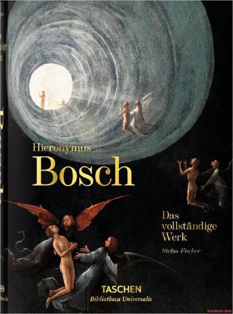 Fachbuch Hieronymus Bosch Das vollständige Werk, tolles Buch mit vielen Bildern