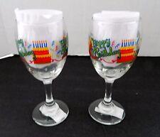 Sip Two K1C2 Knit Happy Wine Glass In Box 12oz-Knit One