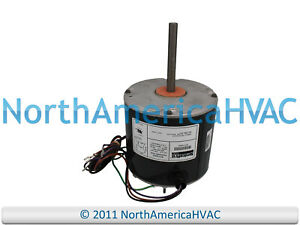 Trane OEM Upgraded Replacement Condenser Fan Motor 1//4 HP 200-230v X70370272010