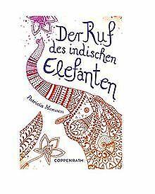 Der-Ruf-des-indischen-Elefanten-von-Mennen-Patricia-Buch-Zustand-gut