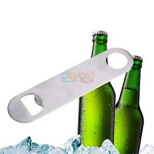 Handy-Stainless-Steel-Large-Flat-Speed-Bottle-Cap-Opener-Remover-Bar-Blade-DQUS