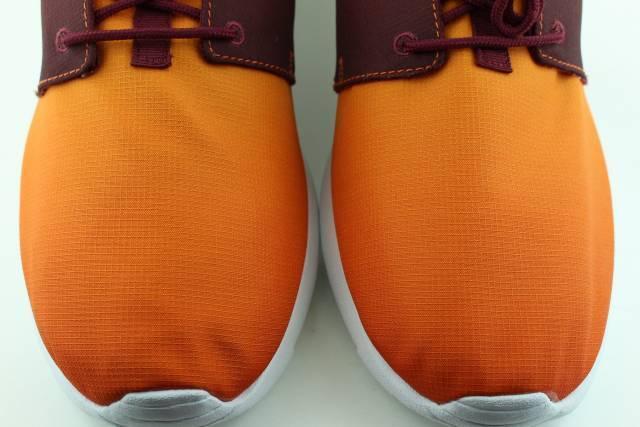 Nike roshe eine print - team orange männer größe: größe: größe: 13,0 stylische selten 0dd91d