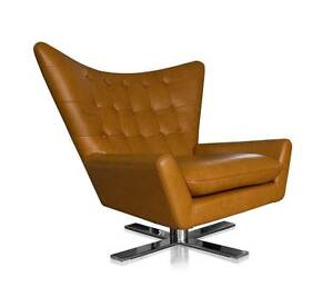 Beau Image Is Loading Leather Swivel Armchair  Matching Footstool Available Illustration Leather